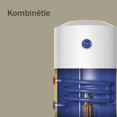 Kombinētie boileri